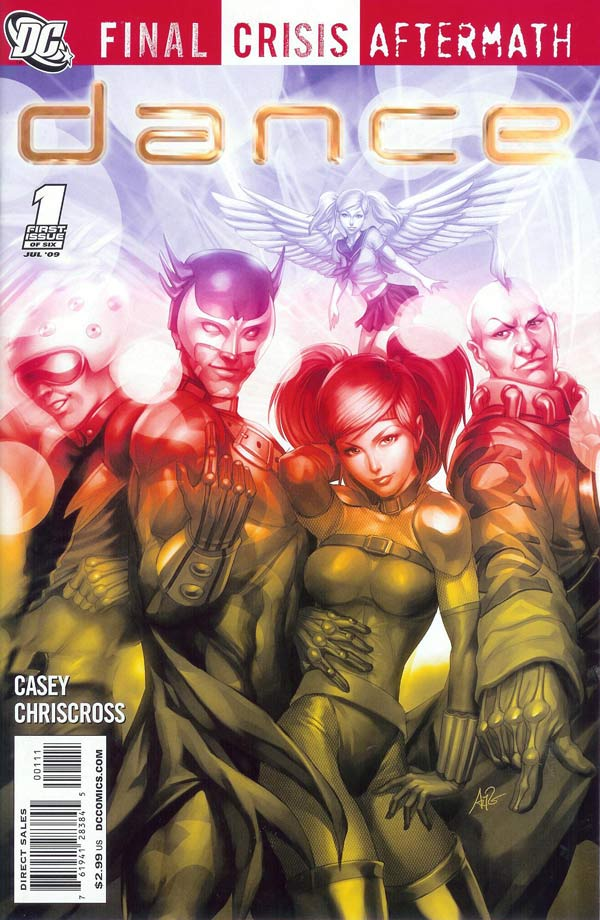 how to read final crisis