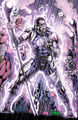 John Stewart Indigo Lantern (Futures End) 001