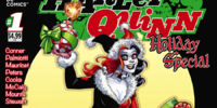 Harley Quinn Holiday Special Vol 1 1