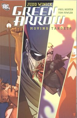 Cover for the Green Arrow: Moving Targets Trade Paperback