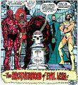 Brotherhood of Evil 001