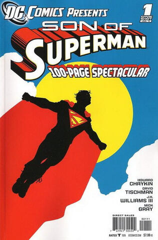 File:DC Comics Presents Son of Superman Vol 1 1.jpg