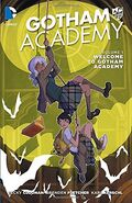 Gotham Academy Welcome to Gotham Academy