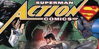 Action Comics Vol 1 980