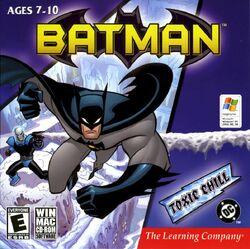 Batman Toxic Chill