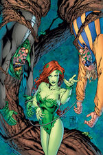 Poison Ivy, The Trickster and Pied Piper.