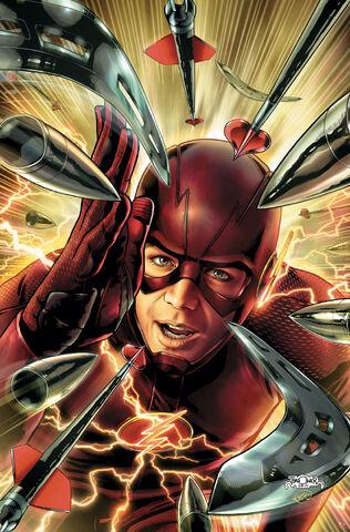 File:The Flash Season Zero Vol 1 9 Textless.jpg