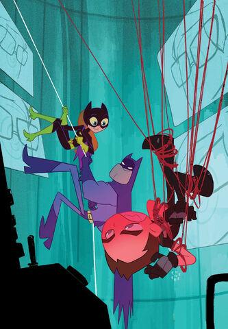 File:Grayson Vol 1 10 Textless Teen Titans Go! Variant.jpg