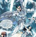 White Lantern Superman (Clark Kent) 0001