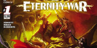 He-Man: The Eternity War/Covers