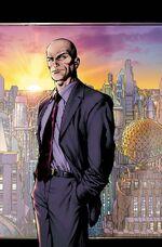 Lex Luthor Finch