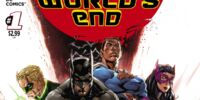 Earth 2: World's End/Covers