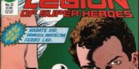 Legion of Super-Heroes Vol 3 31