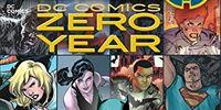 DC Comics: Zero Year (Collected)