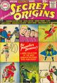 Secret Origins Special Giant Issue 1