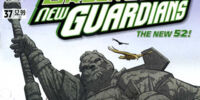 Green Lantern: New Guardians Vol 1 37