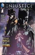 Injustice Year Three Annual Vol 1 1
