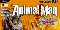 Animal Man Vol 2 11