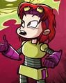 Lena Thorul Cosmic Adventures 01