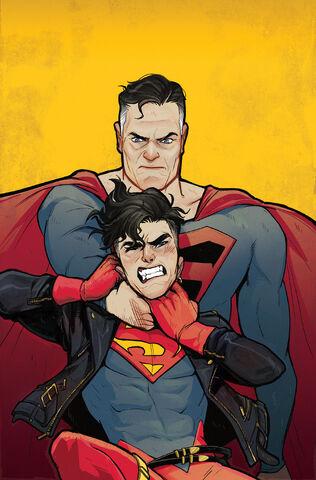 File:Convergence Superboy Vol 1 2 Textless.jpg