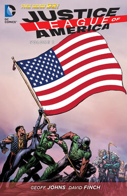 Cover for the Justice League of America: World's Most Dangerous Trade Paperback
