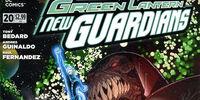 Green Lantern: New Guardians Vol 1 20