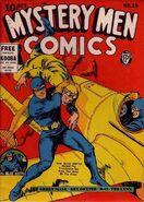 Mystery Men Comics Vol 1 15