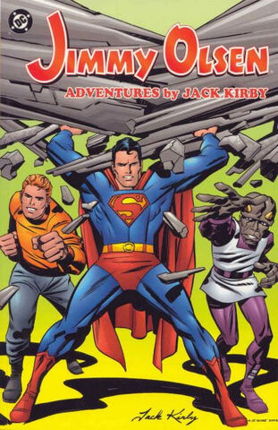 File:Jimmy Olsen Adventures by Jack Kirby Vol 1.jpg
