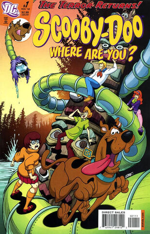 File:Scooby-Doo Where Are You Vol 1 1.jpg