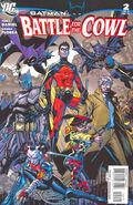 Batman - Battle for the Cowl Vol 1 2