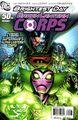 Green Lantern Corps Vol 2 50 Variant