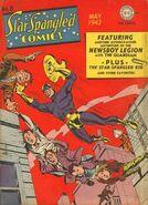 Star Spangled Comics 8