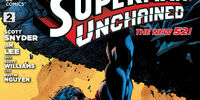 Superman Unchained Vol 1 2