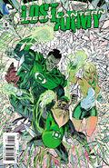 Green Lantern The Lost Army Vol 1 5