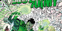 Green Lantern: The Lost Army Vol 1 5