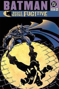 Cover for the Batman: Bruce Wayne - Fugitive Vol 2 Trade Paperback