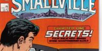 World of Smallville/Covers