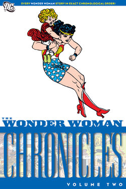Cover for the Wonder Woman Chronicles Vol. 2 Trade Paperback