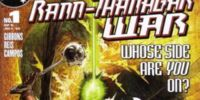 Rann-Thanagar War/Covers