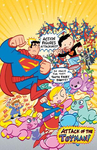 File:Superman Family Adventures Vol 1 7 Textless.jpg