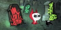 Deadman (Shorts) Episode: Graveffiti