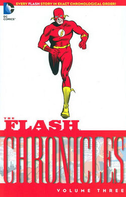 Cover for the The Flash Chronicles Vol. 3 Trade Paperback