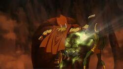 Thor Loki Fight Hulk HV
