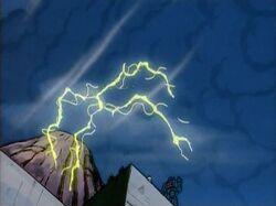Storm Summons Genosha Thunder
