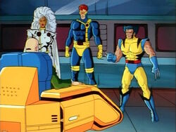 Xavier Needs Wolverine to Help Sabretooth