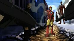 Iron Man Lousy Guns UA