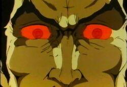 Dracula Red Eyes DSD