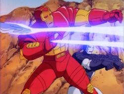 Spider-Woman Iron Man War Machine Blast Zombies