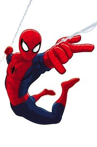 Marvel Universe Ultimate Spider-Man Promo
