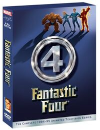 Fantastic Four Complete Series